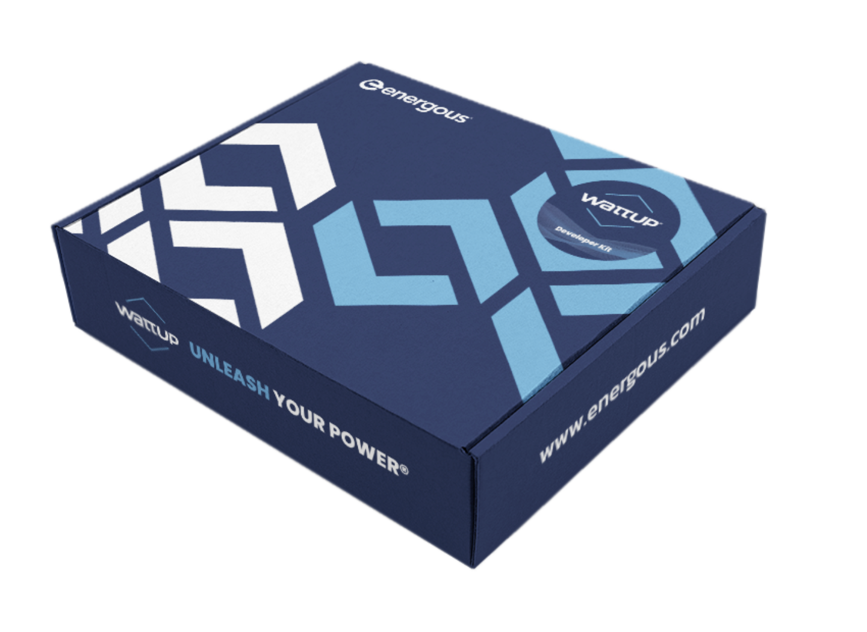 Dev Kit Box Transparent Background