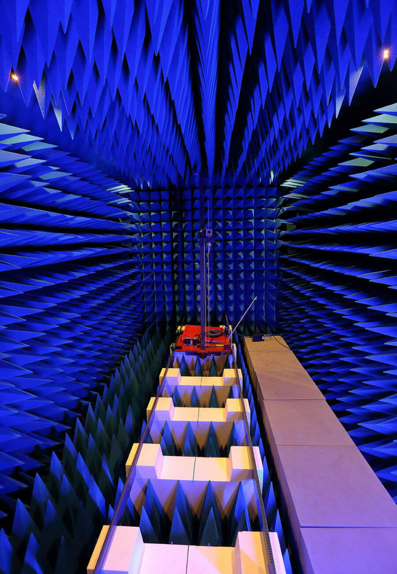 Energous testing chamber img1
